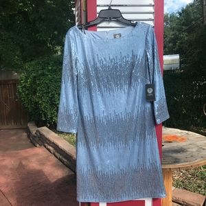 Vince Camuto Sparkly Dress NWT Size 10